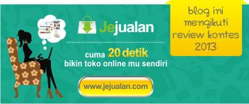 Blog Review Competition jejualan.com